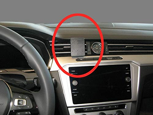 Brodit | ProClip Fahrzeughalter 855413 | Made IN Sweden | Mittelbefestigung | für linkslenkende Fahrzeuge | passt Gerätehalter
