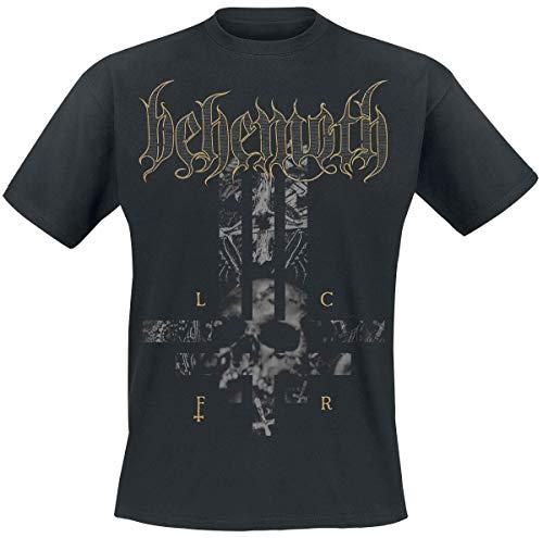 Behemoth LCFR Cross Männer T-Shirt schwarz M