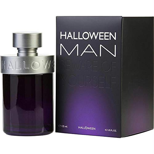 Halloween Man By Jesus Del Pozo Eau De Toilette Spray 4.2 Oz For Men