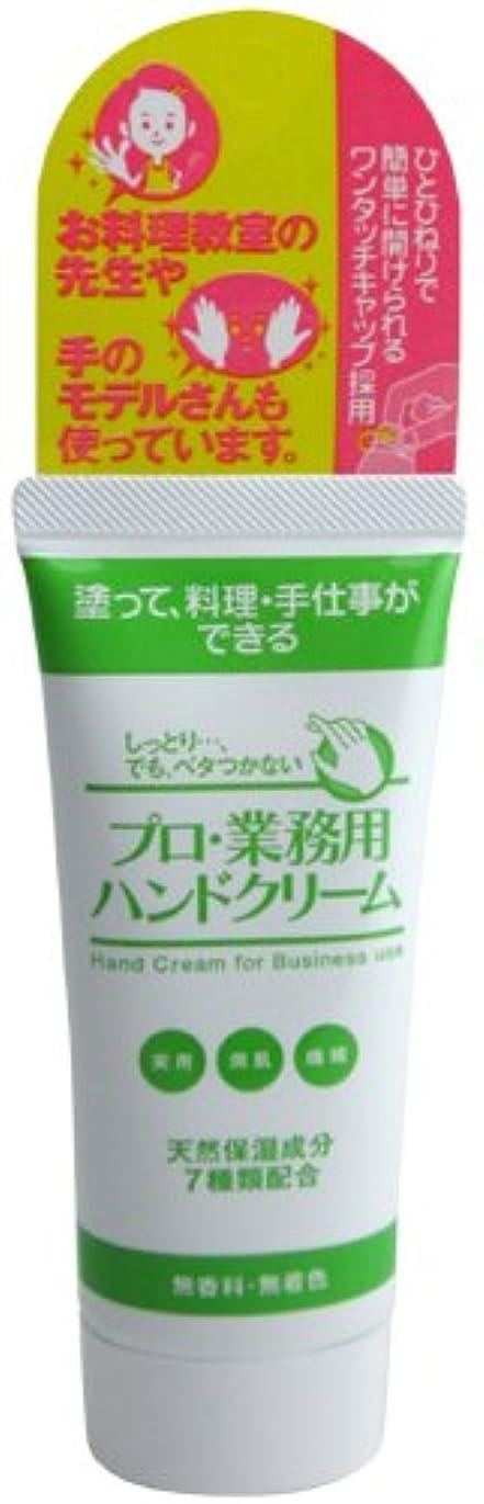 満足させる毛細血管ハンマープロ業務用ハンドクリーム60g