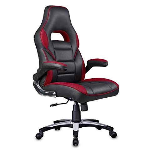 Caddy Gaming Chair Adjustable Seat Height Ergonomic Chair with Headrest (DMG02)