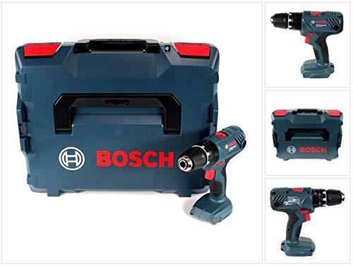 Preisvergleich Produktbild Bosch Professional GSB 18V-21 Akku Schlagbohrschrauber 18V 55Nm + L-Boxx - ohne Akku,  ohne Ladegerät