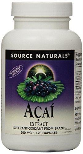Source Naturals Açaí Extract, Superantioxidant from Brazil