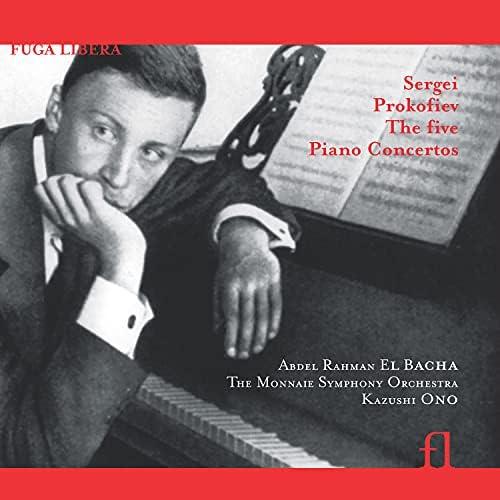Abdel Rahman El Bacha, The Monnaie Symphony Orchestra & Kazushi Ono