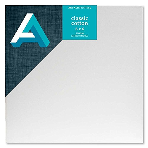 AA Studio Stretched Canvas Case/10 6X6