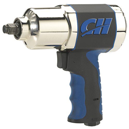 Campbell Hausfeld 1/2' Impact Wrench, Air Impact Driver (TL140200AV) (Renewed)