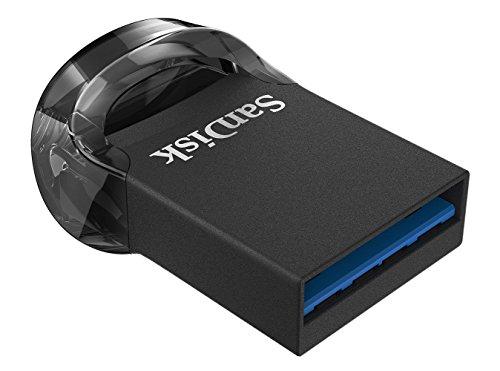 SanDisk(サンディスク)『ウルトラフィットUSB3.1フラッシュドライブ(SDCZ430-064G-J57)』