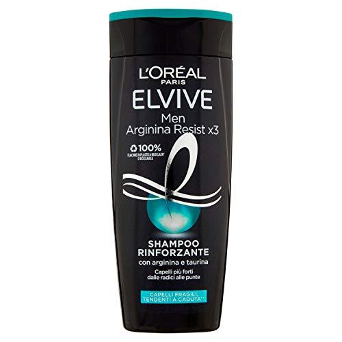 Miglior shampoo: L'Oréal Elvive Men