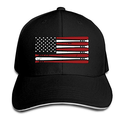 Masshro mannen en vrouwen vintage Amerikaanse vlag baseball cap baseball cap baseball cap