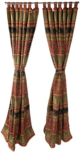 Carstens Bear country Drapes