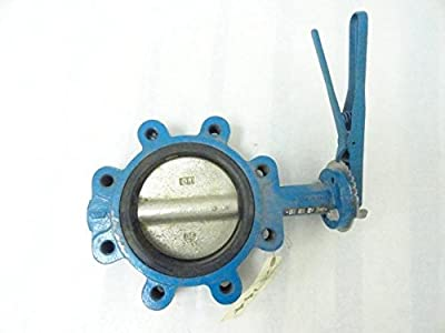 """Watts 6 BF03-121-15 Butterfly Valve 6"""" Size by Watts"""