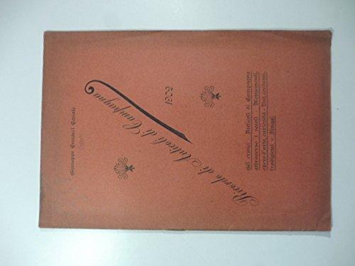 Anticoli di Campagna (Anticolum o Anticulum Campaniae). Monografia