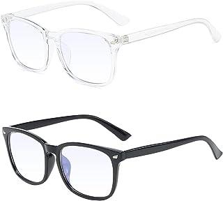 Lunette Anti Lumiere Bleue, Lunettes de lumière bleue, lunettes de lecture, Lunettes anti filtre bleu, peuvent filtrer la ...