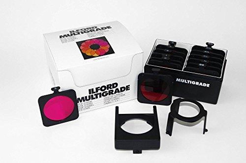 Ilford Multigrade 1762617 - Kameraobjektivadapter (Schwarz)