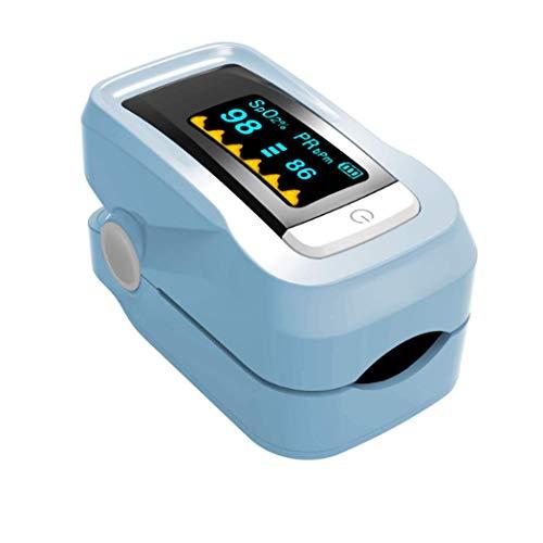 Vingertop Bloed Zuurstof Saturatie Monitor LED-Scherm Digitale Metingen Van Spo2 Pulse Rate BPM And Blood Oxygen  