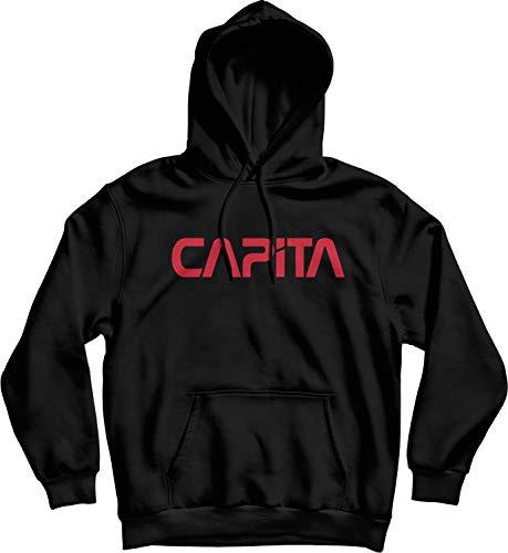 CAPiTA Mars 1 Hoodie Mens Sz M Black
