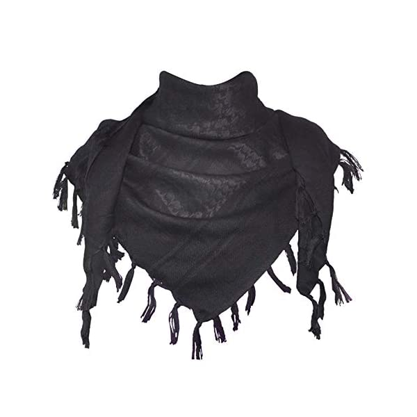 Explore Land Cotton Shemagh Tactical Desert Scarf Wrap 2