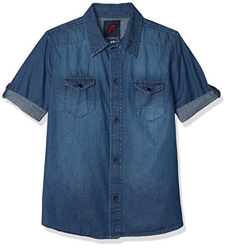 La mejor selección de Camisas de Mezclilla para Niños los mejores 10. 9
