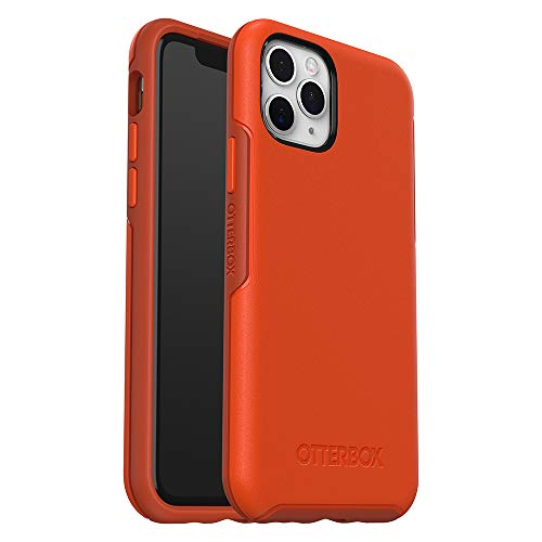 Otterbox Symmetry Series Case for iPhone 11 Pro - Risk Tiger (Mandarin Red/PUREED Pumpkin)