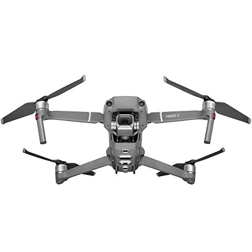 DJI Mavic 2 Pro Drone Quadcopter with Hasselblad Camera and 1-inch CMOS Sensor Bundle with Drone Landing Pad, 32GB Memory Card, Backpack, VR Viewe and 1 Year Extended Warranty