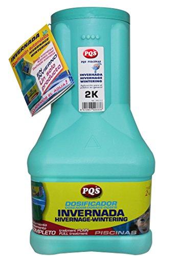 PQS  - 11512 - Invernador con dosificador para mantenimiento de piscina en invierno 5-7 semanas automático.