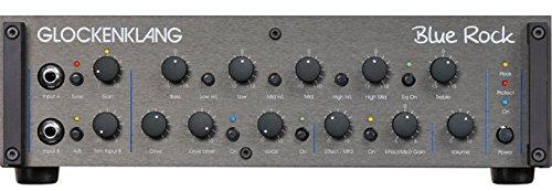Glockenklang azul Rock · Amplificador de bajos cabeza