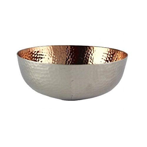 Kaheku Schale Rica gehämmert Kupfer 22,5 Ø 10h 734008196