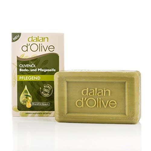 Dalan d'Olive Oliven Seife Bade-und Pflegeseife - 3er Pack (3 x 200g)