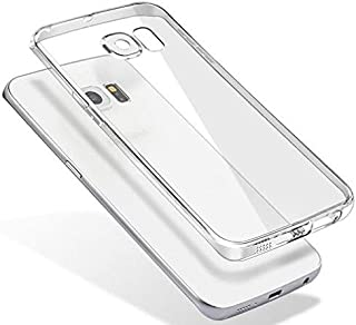 Samsung Galaxy S7 Edge Cover, Crystal Clear/Ultra-Thin/Lightweight/NO Bulkiness Shock-Absorption