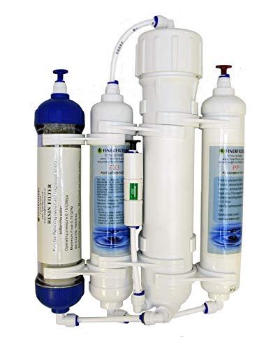finerf ilters ósmosis inversa de filtro, de 4 niveles, comp