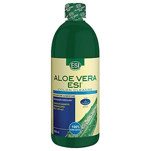 Aloe Vera Succo Colon Cleanse - 1000 ml