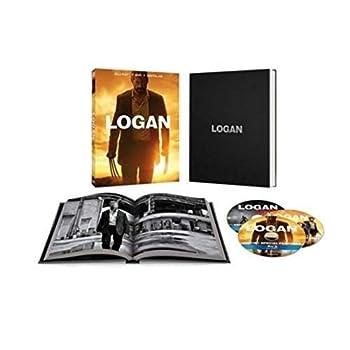 Logan with Exclusive Photo Book  Blu-Ray+DVD+Digital HD