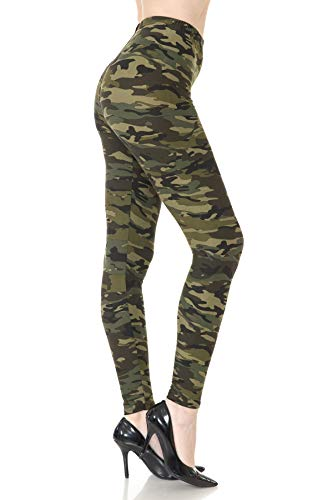 N021-OS Camouflage Army Print Fashi…