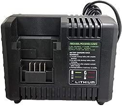 PCC692L Li-ion Battery Charger for Black Decker for Porter Cable for Stanley 10.8V 14.4V 18V PCC690L L2AFC FMC690L FMC688L 686L