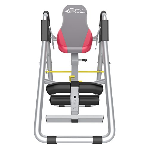 Great Price! Wonlink Foldable Inversion Table 350lbs Capacity,Back Stretcher Machine for Pain Relief...