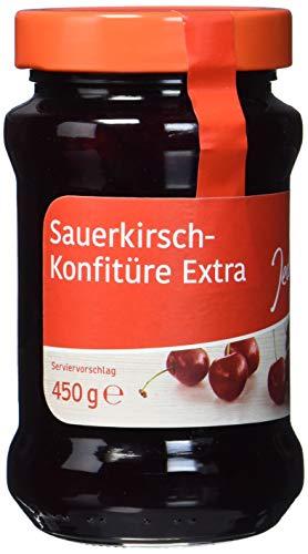 Jeden Tag Konfitüre extra Sauerkirsche, 450 g