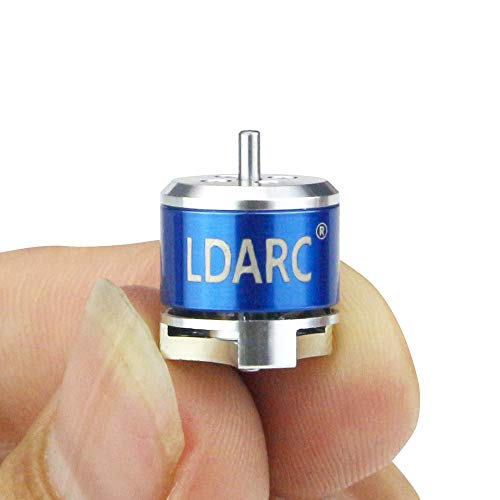 KINGDUO Ldarc Tiny Gt7 FPV Racing Drone Pieza De Repuesto Xt0803 0803 9000Kv 2S Motor Sin Escobillas