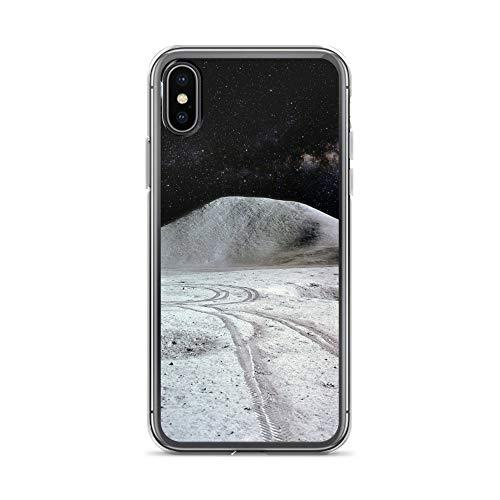 Funda para teléfono móvil con diseño de luna, compatible con Samsung Galaxy S7 Edge, diseño de luna