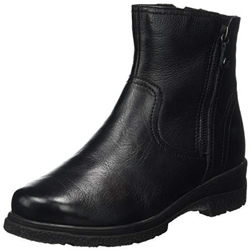 Caprice Damen 9-9-26464-25 Stiefelette, Black Nappa, 38 EU