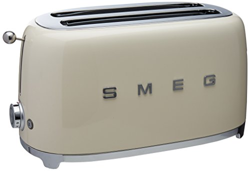 Smeg Toaster-Cream