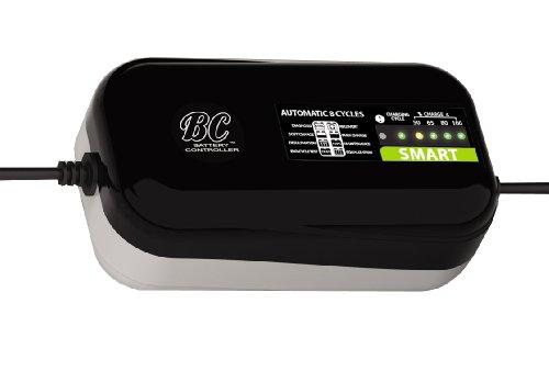 BC SMART 1500 - Batterieladegerät/Erhaltungsgerät für Auto- und Motorradbatterien 1,5 AMP