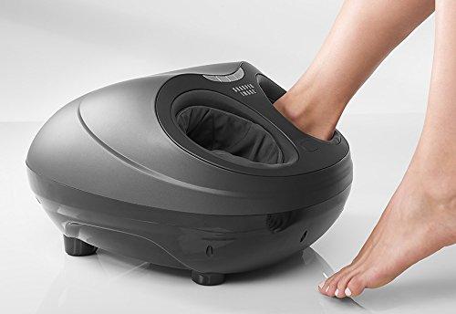 Sharper Image Shiatsu Dome Foot Massager