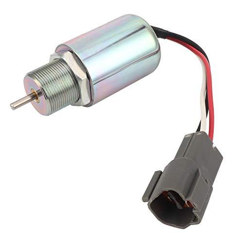 S3L2-61SD Interruptor de válvula solenoide duradero de tres agujeros Componente electrónico 100% nuevo con acero y plástico