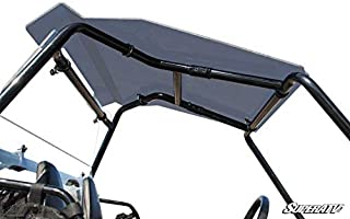 SuperATV Dark Tinted Roof for Polaris RZR 170 (2014+) - Easy to Install!