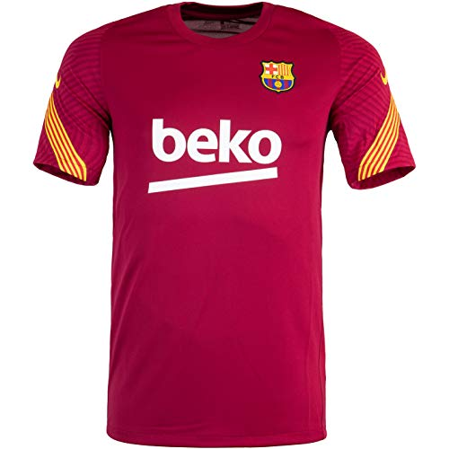Nike Maillot FC Barcelona Strike (S, rouge)