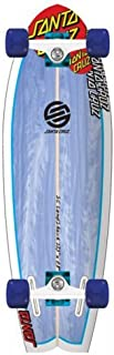 Santa Cruz Youth Land Shark Cruzer, Rasta
