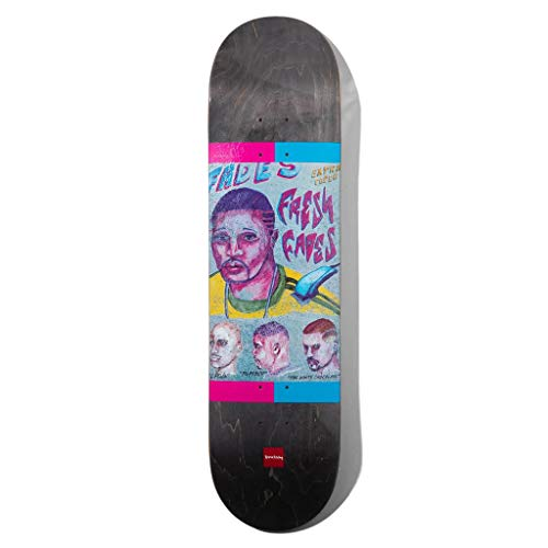 Chocolate (チョコレート) TERSHY CUTS SERIES DECK 8.25in x 31.75in スケートボード スケボー デッキ