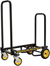 Rock-N-Roller R2RT (Micro) 8-in-1 Folding Multi-Cart/Hand Truck/Dolly/Platform Cart/26