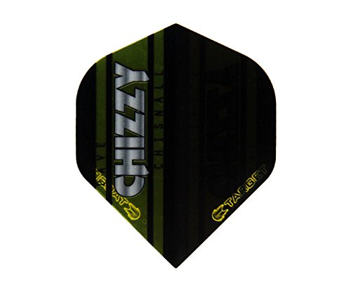Target Pro Player Standart Flights (3 Stk.), Target Pro Player Flights:Chizzy