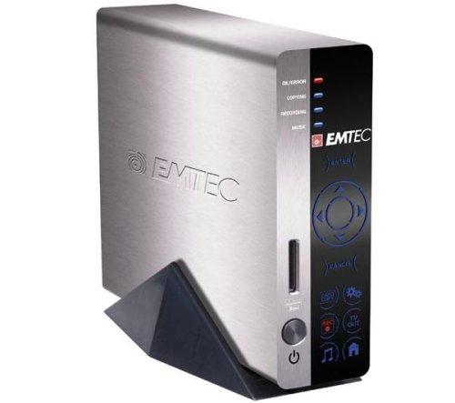 Emtec Movie Cube D700 Full HD lettore multimediale Senza HDD